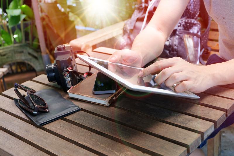 Leistungen Reise Privates laptop